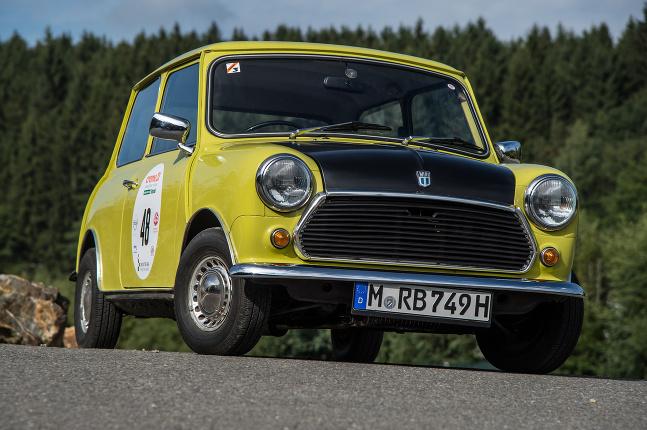 Mini a Mr. Bean