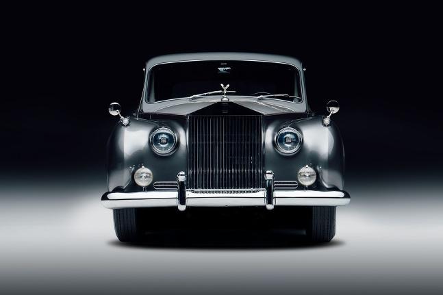 Rolls Royce EV autor