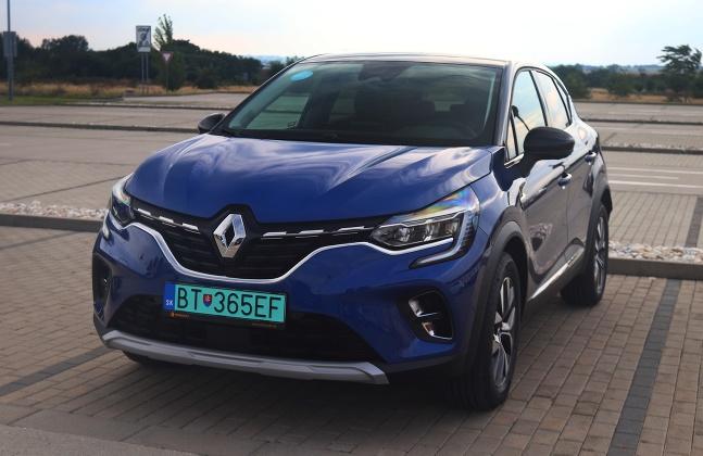 Hybridy od značky Renault.
