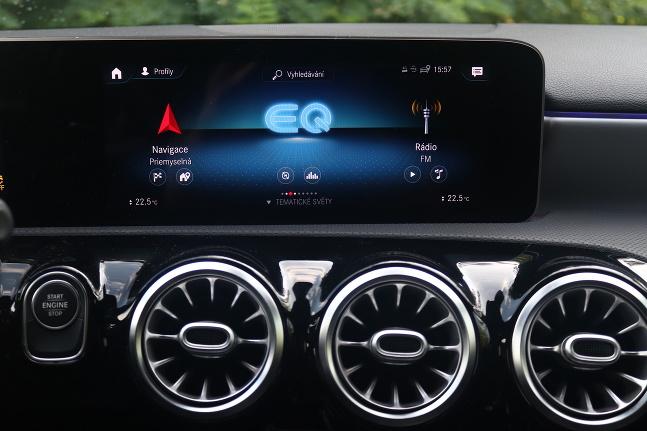 Mercedes A250e EQ Power