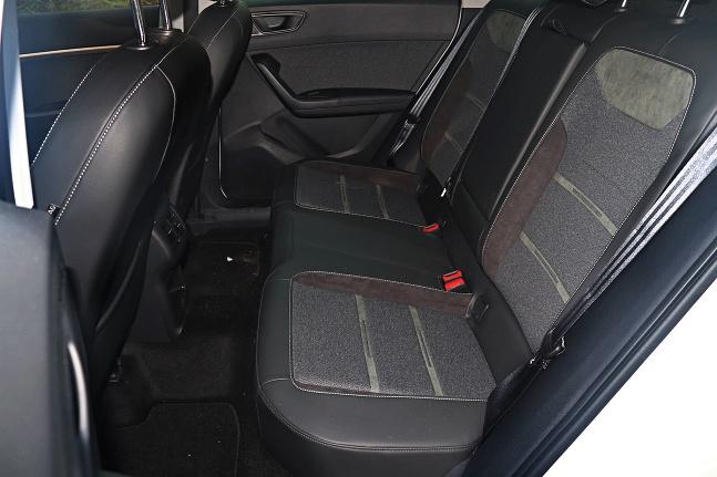 SEAT Ateca 1,5 TSI