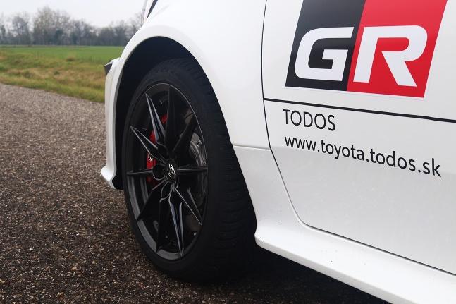 Toyota Yaris GR 2020