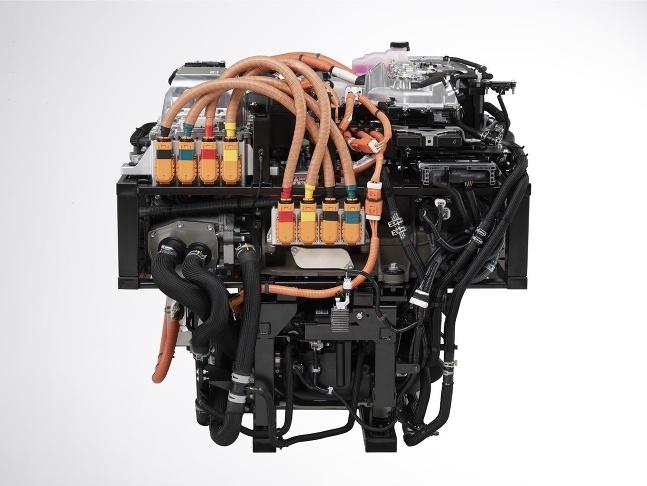 Vodíkový modul Toyota