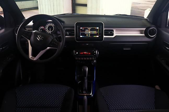Suzuki Ignis CVT
