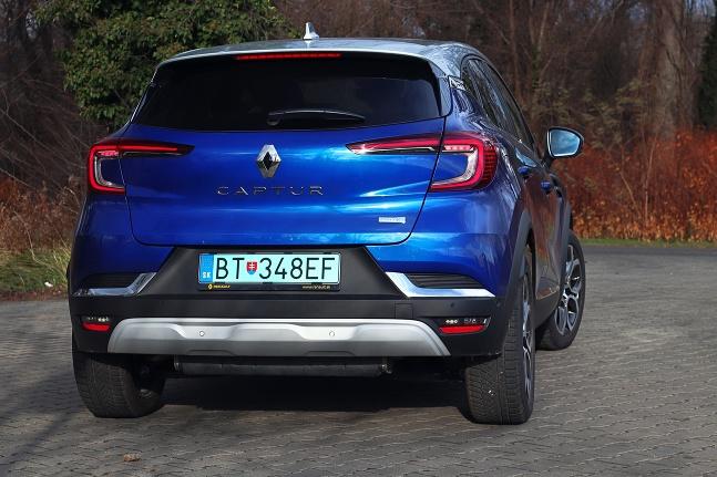 Renault Captur PHEV