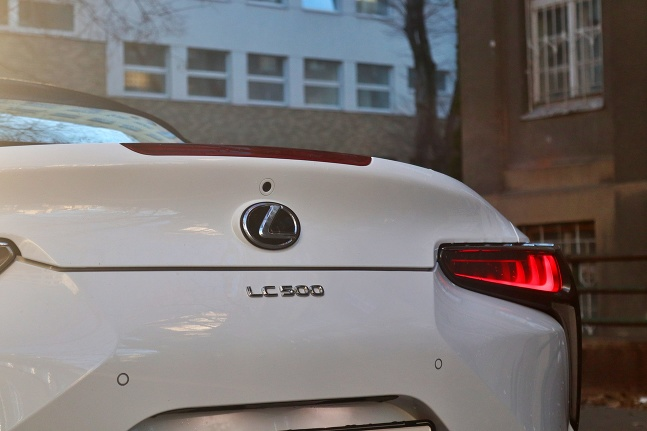 Lexus LC500 Cabrio