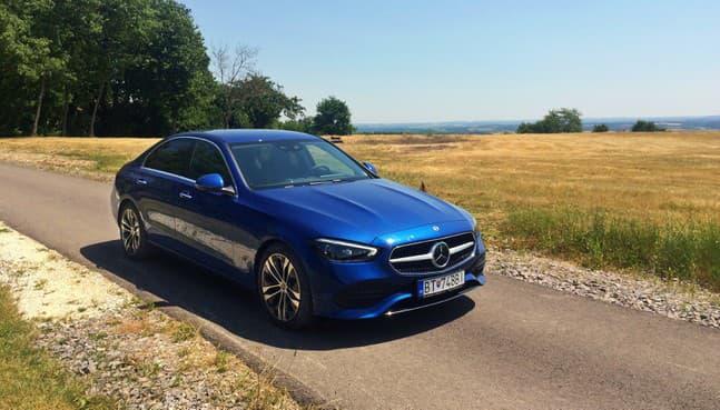 Mercedes Triedy C 2021