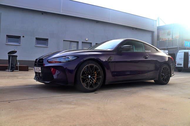 BMW M3 a M4