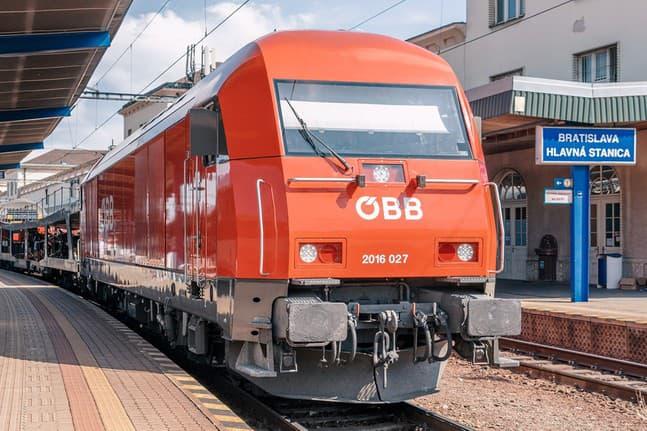 Auto vlak BA -