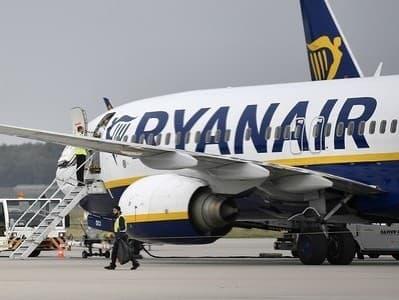Lietadlo Ryanair