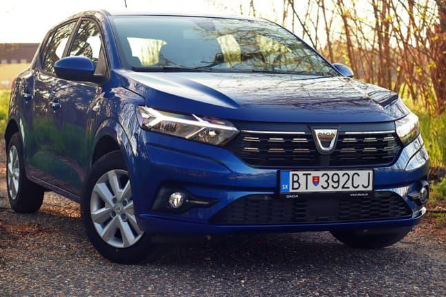 Dacia Sandero 1,0 SCe