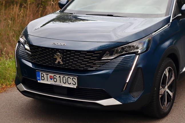 Peugeot 3008 1,2 PureTech