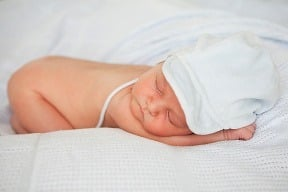 Prvé dni s novorodencom