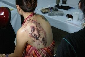 Tetovanie počas tehotenstva: Áno