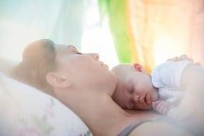 Novopečená mama: Pre toto