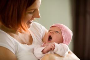 Takto nás vidí novorodenec