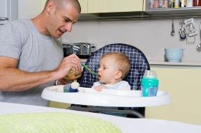 Prikrmovanie dieťatka krok po