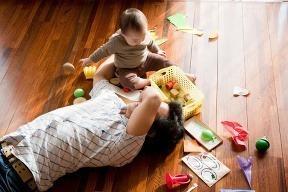 12 znakov, že rodičovstvo