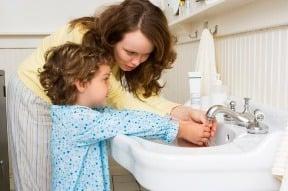 Časté umývanie rúk ničí