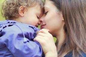Láska mamy podporuje vývoj