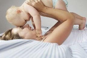 Desať výhod, keď porodíte