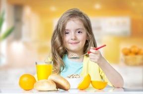 Päťročné deti jedia štyrikrát
