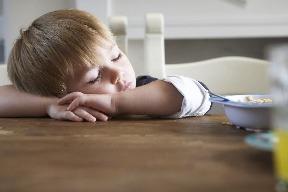 Detský spánok: Pre týchto