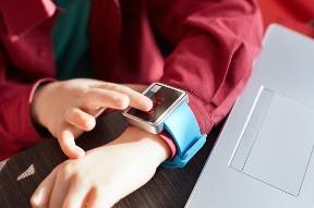 Smart hodinky: Pre dieťa