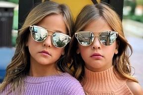 Toto sú najkrajšie dvojčatá