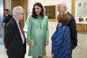 Vojvodkyni Kate to aj