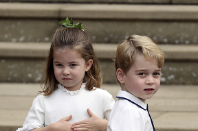 Svadba princeznej Eugenie: George