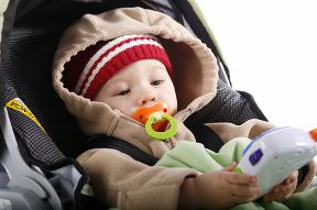 NEZABUDNITE: Dieťa v bunde