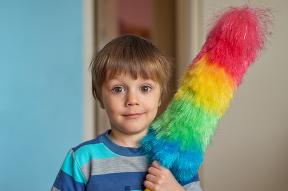 Domáce práce: Deti do