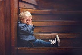 Separačná úzkosť u dieťaťa: