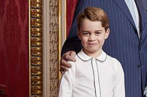 Princ George už vyrástol