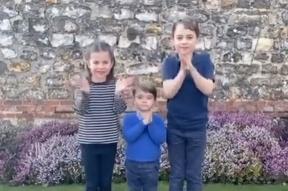 KORONAVÍRUS Kráľovské deti tiež