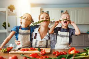 Zdravý prístup k jedlu: