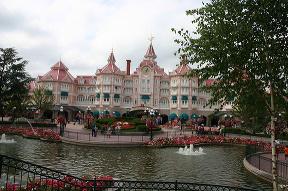 Do Disneylandu iba s