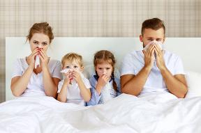 Príznaky bežné pri alergii