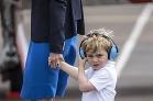 Trojročný princ (Instagram)