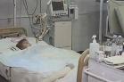 Jegor v nemocnici (reprofoto