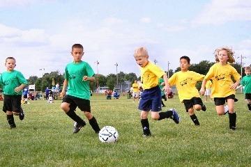 Vyberajte dieťaťu šport aj