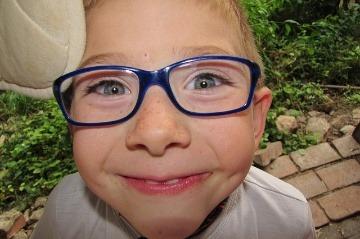 Detský zrak: V akom