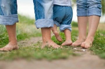 Ploché nohy u detí: