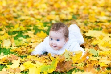 Deti narodené na jeseň