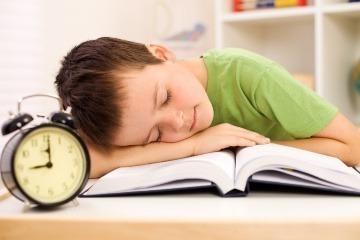 Zdriemnutie robí s detskou