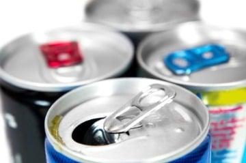 Energetické nápoje: Toto je