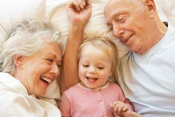 Čas strávený s prarodičmi