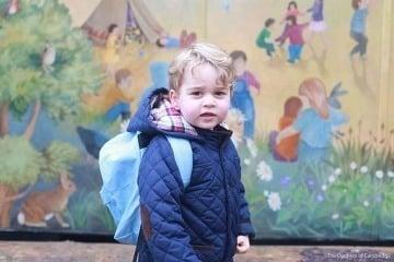 Z princa Georga je