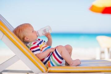 Voda môže vášmu bábätku